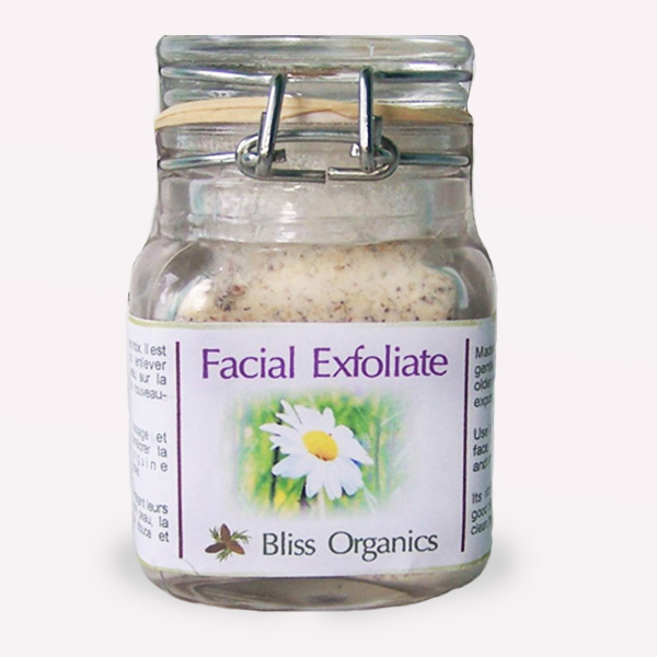 Facial Exfoliate by Bliss Organics