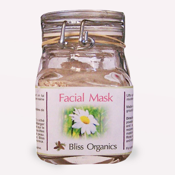 Herbal Facial Mask by Bliss Organics