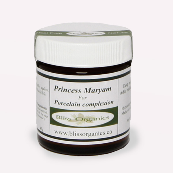 Princess Maryam by Bliss Organics